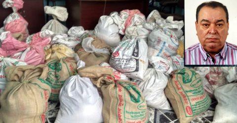 বিয়ানীবাজারে যুক্তরাজ্য প্রবাসী আব্দুল করিমে'র খাদ্য সহায়তা প্রদান