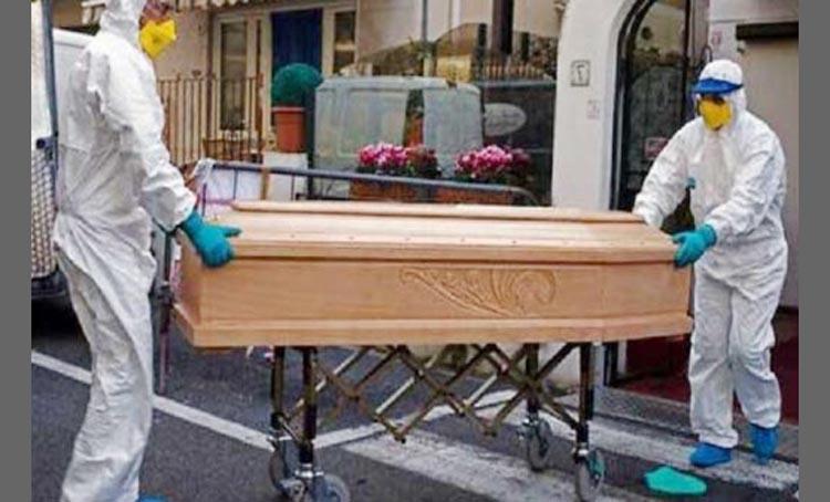 ইতালিতে একদিনে সর্বোচ্চ মৃত্যুর রেকর্ড