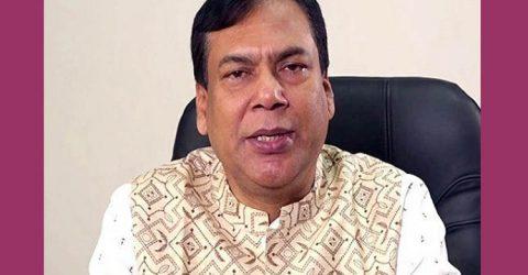 স্বাস্থ্য অধিদপ্তরের মহাপরিচালক অধ্যাপক ডা. আবুল কালাম আজাদ আইসোলেশনে