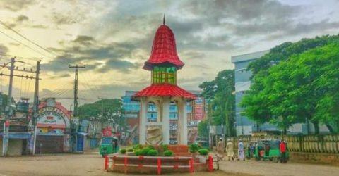 'নগর চত্বরকে'বদলে 'কামরান চত্বর'নাম দিলো আ.লীগের অঙ্গ সংগঠন।