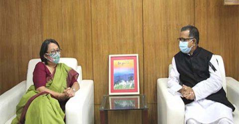 বাংলাদেশ-ভারত বিমান চালুর প্রস্তাব রীভা গাঙ্গুলীর