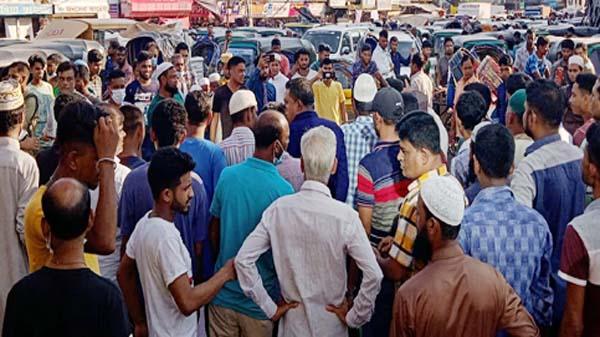 রায়হান হত্যা: বিক্ষোভে উত্তাল সিলেট নগর