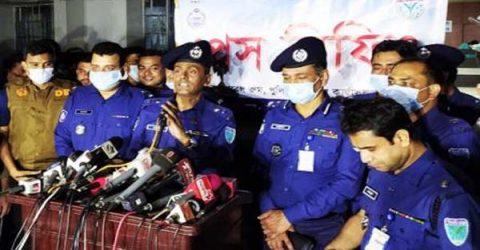 জেলা পুলিশ আকবরকে গ্রেপ্তার করেছে: পুলিশ সুপার