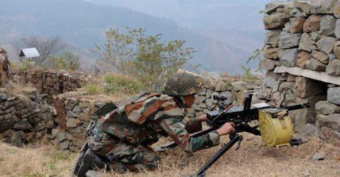 সীমান্তে ভারতীয় বাহিনীর হামলায় ৫ পাক সেনা নিহত