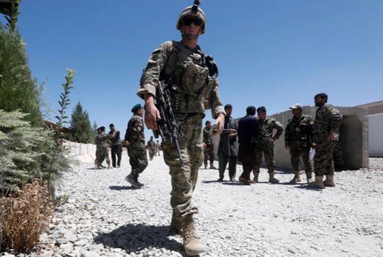 আফগানিস্তান থেকে সেনা প্রত্যাহার নিয়ে মার্কিন