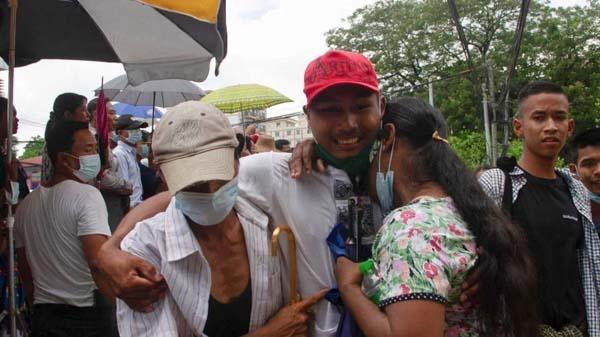 ২৩ হাজার বন্দিকে মুক্তি দিল মিয়ানমারের জান্তা সরকার