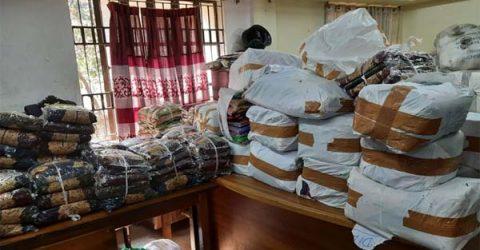 দক্ষিণ সুরমায় অর্ধকোটি টাকার ভারতীয় পণ্যসামগ্রী উদ্ধার