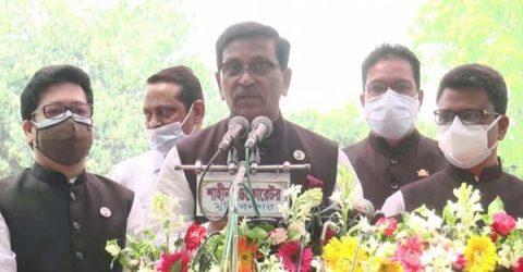 'জামায়াত-বিএনপির বি-টিম হেফাজত'