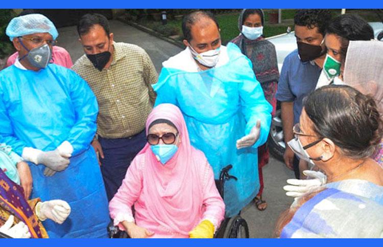 খালেদা জিয়াকে বিদেশে নেয়া 'অত্যন্ত জরুরি' : মেডিকেল বোর্ড