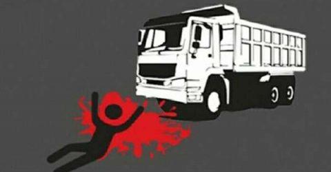 সুবিদবাজারে ট্রাকচাপায় মোটরসাইকেল আরোহী নিহত