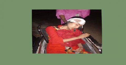 টুকেরবাজারে আমপাড়াকে কেন্দ্র করে হামলা : ভাই-বোন আহত