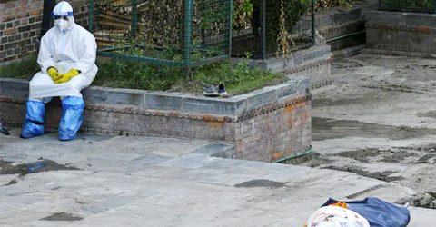 নেপালে ব্ল্যাক ফাঙ্গাসে প্রথম মৃত্যু