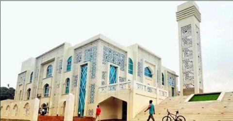 দক্ষিণ সুরমায় 'মডেল মসজিদ' উদ্বোধন করলেন প্রধানমন্ত্রী