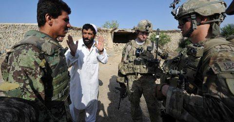 যুক্তরাষ্ট্রের সেনাদের সহায়তাকারী আফগান দোভাষীরা বেকায়দায়