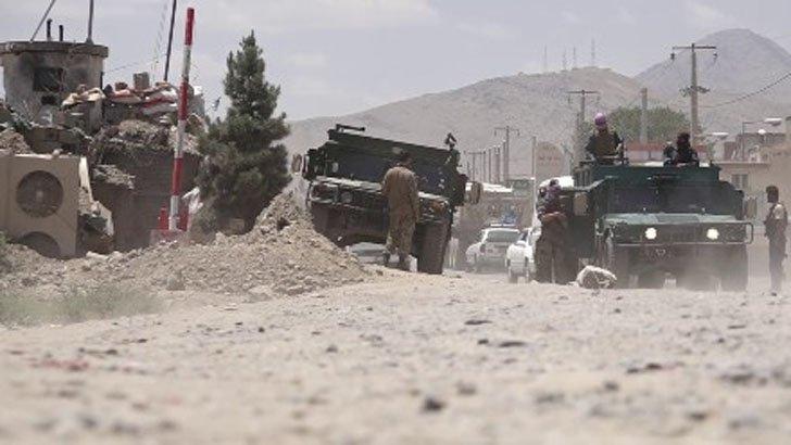 আফগানিস্তানে তালেবানের হামলায় ৬ পুলিশ সদস্য নিহত