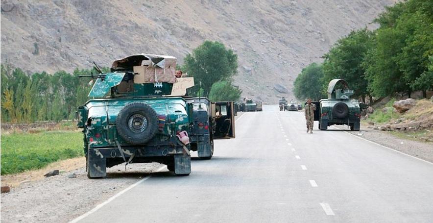 তালেবানের নিয়ন্ত্রণে আফগান-তাজিক সীমান্ত : রাশিয়া