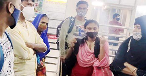 কারাভোগ শেষে ভারত থেকে ফিরলেন ১০বাংলাদেশী নারী-পুরুষ
