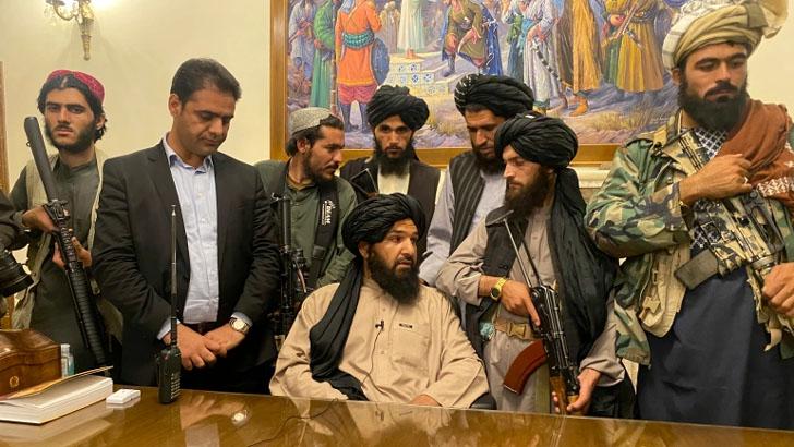 আফগানিস্তানে যুদ্ধের অবসান : তালেবান