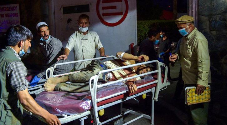 আফগানিস্তানে ১৩ মার্কিন সেনাসহ নিহত শতাধিক