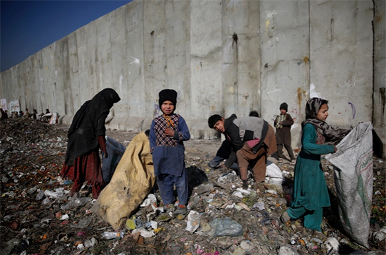 ভেঙ্গে পড়ার দ্বারপ্রান্তে আফগানিস্তান: জাতিসংঘ