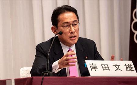 জাপানে নতুন প্রধানমন্ত্রী হবেন ফুমিও কিশিদা