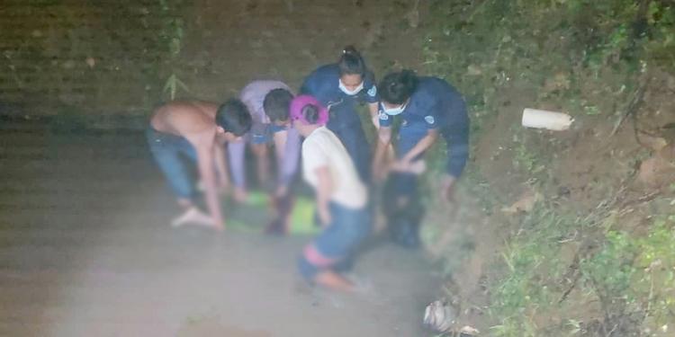 কানাইঘাটে নিখোঁজ নারীর মরদেহ মিলল খালে
