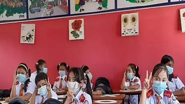 সিলেটে ৩৪ কিন্ডারগার্টেন বন্ধ, তাই ক্লাসে যেতে পারলো না শিক্ষার্থীরা