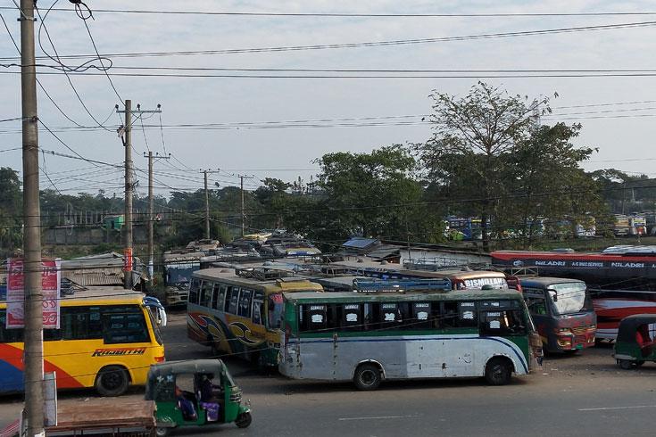 সুনামগঞ্জ-ঢাকা সড়কের পরিবহণ ধর্মঘট স্থগিত