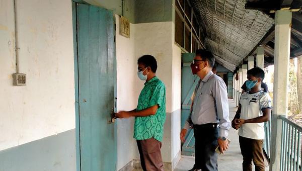 দেড় বছর পর খুললো এমসি কলেজ ছাত্রাবাস